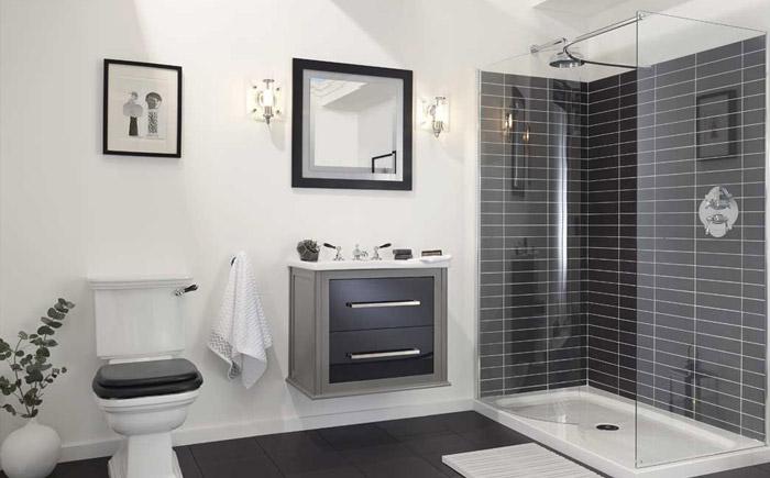 Evesham bathroom showroom